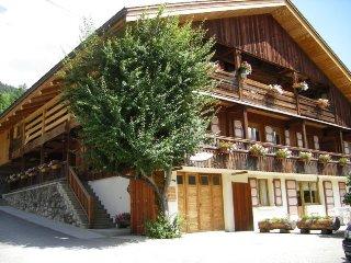 Cozy Le Grand-Bornand Studio rental with Television - Le Grand-Bornand vacation rentals