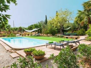 CAS PILOT - Beautiful villa for 6 people in Santa María, with private pool - Santa Maria vacation rentals