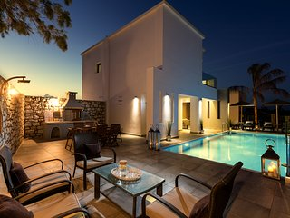 Erato Beach Villa , Rhodes - Lachania vacation rentals