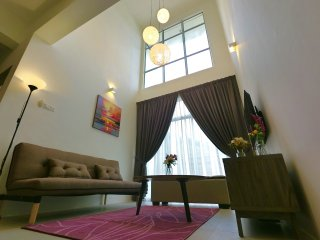 The Grand Haven Penthouse Duplex - Brinchang vacation rentals
