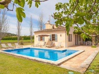 SON COMPARET  - Villa with private pool for 6 to 8 people in Son Servera - Son Cervera vacation rentals