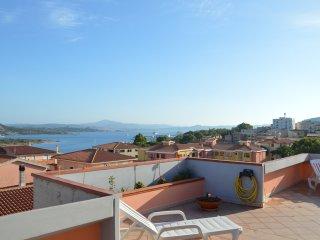 BELLISSIMA TERRAZZA VISTA MARE - La Maddalena vacation rentals