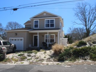Bright North Cape May vacation House with Deck - North Cape May vacation rentals