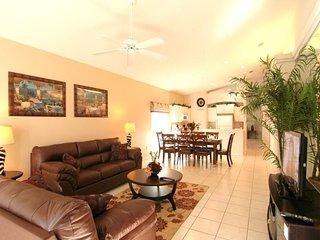 Grand opening 4 bedroom 3 bathroom Disney Villa at resort community #869 - Clermont vacation rentals