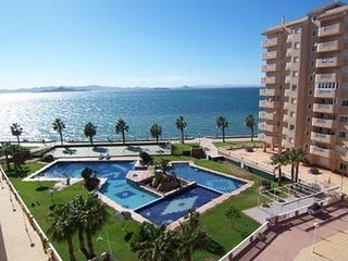 Sea View Penthouse, Puerto Playa, Tomas Maestre marina, Free WiFI - La Manga del Mar Menor vacation rentals