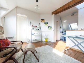 2 bd app in the amazing 5th arr- college des bernardins - Paris vacation rentals