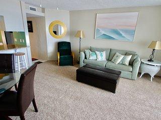 Ocean Front one bedroom 7L on the beach - Ocean City vacation rentals