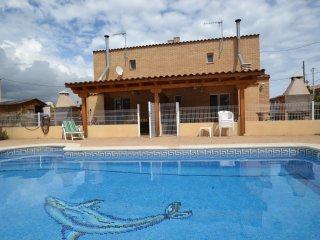 Charming Villa with A/C and Washing Machine - Mont-roig del Camp vacation rentals