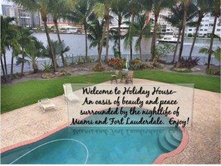 BREATHTAKING INTRACOASTAL POINT PROPERTY - Hallandale vacation rentals