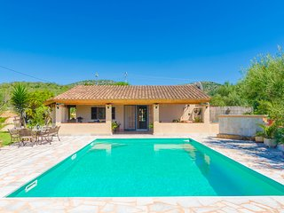 CLADERA PETIT - Villa with private pool for 6 people in Son Macià - Son Macia vacation rentals