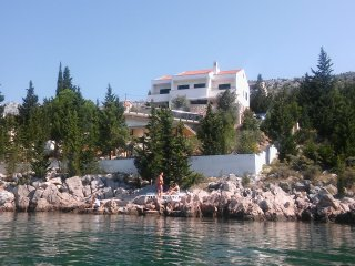 Deluxe apartment, spacious space and view with big terraces and infinity pool - Starigrad-Paklenica vacation rentals