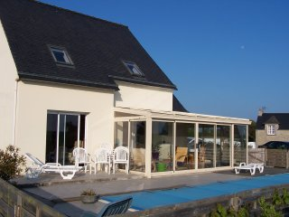 3 bedroom House with Central Heating in Corseul - Corseul vacation rentals
