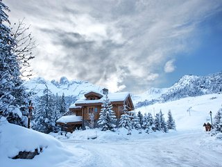 5 bedroom Chalet with Internet Access in Courchevel - Courchevel vacation rentals