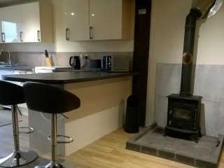 Byron Lodge self contained apartment within grounds of Kirkfields Equestrian Ctr - Blidworth vacation rentals
