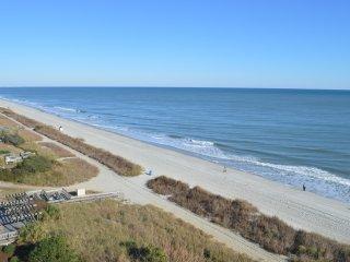 Breathtaking Oceanfront 2 Bedroom Condo at Blue Water Resort - Myrtle Beach vacation rentals