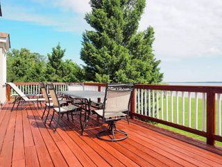 Nice Guest house with Deck and Central Heating - Stevensville vacation rentals
