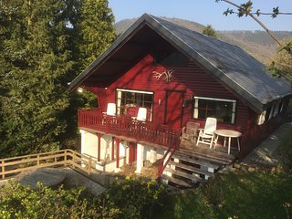 Nice Chalet with Deck and Internet Access - Coo vacation rentals