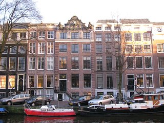 Luxury Penthouse on the Herengracht Canal, Prime In-Town Location - Amsterdam vacation rentals