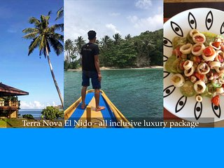 El Nido Large Luxury Villa - ALL INCLUSIVE PACKAGE WITH PRIVATE ISLAND TOURS - El Nido vacation rentals