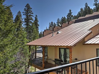 New! 3BR Cloudcroft Townhome on Lodge Golf Course - Cloudcroft vacation rentals