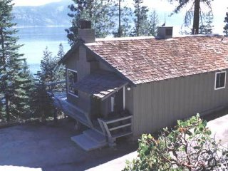 Nice Cabin with Internet Access and Balcony - Incline Village vacation rentals
