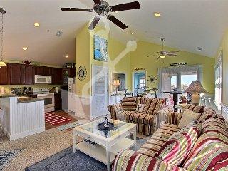 Hatteras Luxury top floor condo 2BR/2.5BA Linens & cleaning included - Hatteras vacation rentals