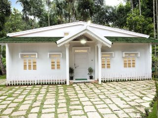 Homely three-BR family cottage in a tea plantation - Wayanad vacation rentals