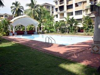 3-bedroom well-furnished villa, close to Colva Beach - Colva vacation rentals