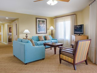 Wyndham Bonnet Creek 2 Bedroom Deluxe - Sleeps up to 8 Disney World - Celebration vacation rentals