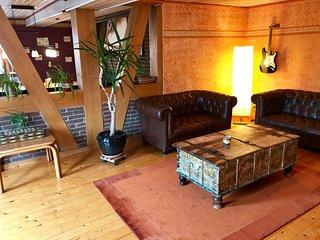 Ruhige XXL Wohnung für Genießer am Aromamuseum - Buchenau vacation rentals