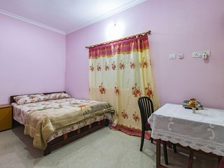 Comfortable 1-bedroom apartment, 400 m from Aarambol beach - Arambol vacation rentals