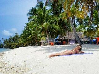 "San Blas Islands Big Orange Island ""Narasgandup Dummad"" Guna Yala - Carti Tupile vacation rentals"