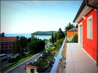 Superior Three-Bedroom Penthouse Apartment AL1 - Strunjan vacation rentals