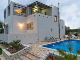 Cozy Villa with Hot Tub and Television - Tavronitis vacation rentals