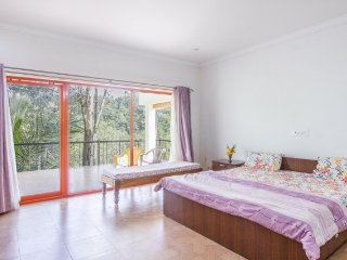 Well-furnished homestay surrounded by lush greenery - Madikeri vacation rentals