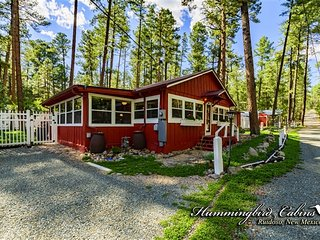 Cozy Ruidoso Cottage rental with Internet Access - Ruidoso vacation rentals