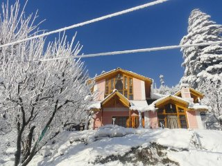 Well-appointed stay with a peaceful view - Manali vacation rentals