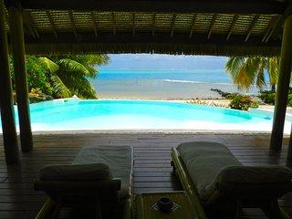 Pool & Beach Villa Bliss #1 / TAHITI VILLAS - Moorea vacation rentals