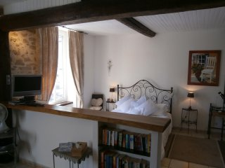 Romantic, bright and spacious studio apartment in walkers and wine spot - Saint-Chinian vacation rentals