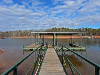 Beautiful Lake Front Home on Deep Water - Hartwell vacation rentals