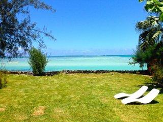 Beach Villa Bliss #4 / TAHITI VILLAS - Moorea vacation rentals
