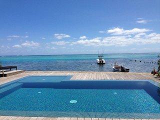 Beach Villa Bliss #10 / TAHITI VILLAS - Moorea vacation rentals