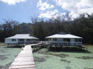 Overwater Fisherman's Escape / TAHITI VILLAS - Moorea vacation rentals