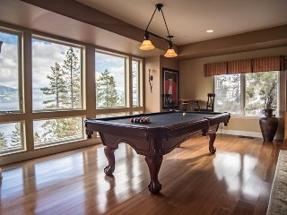 Luxury Tahoe Home with Panoramic Lake Views - Crystal Bay vacation rentals