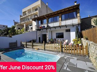 Book for June with 20% Discount! Townhouse for 7 people in Montuiri - Montuiri vacation rentals
