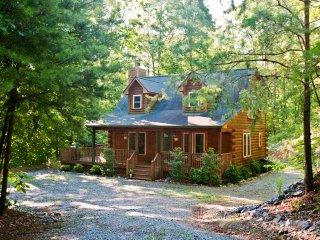 Cabin in the woods, 5 minutes from TIEC, Gated Community - Rutherfordton vacation rentals