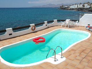 Nice 3 bedroom Villa in Puerto Del Carmen with Water Views - Puerto Del Carmen vacation rentals