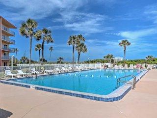 New! Beachfront 2BR Cocoa Beach Condo w/Balcony! - Cocoa Beach vacation rentals