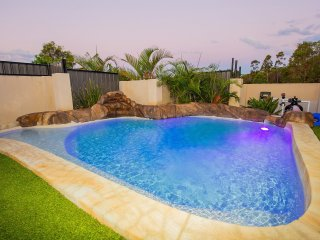 Anaheim Parkland Drive | Sunny POOL | HOT POOL | by Getastay - Upper Coomera vacation rentals