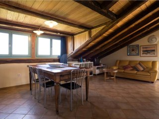 Modern Attic Sea View - Pool and Tennis Court - Airco - Parking Space - Porec vacation rentals